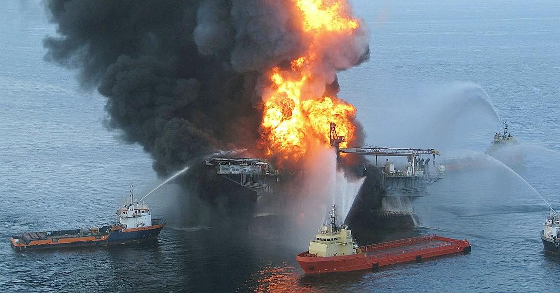 Deepwater-Horizon Katastrophe