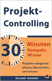 Buch Projektcontrolling in 30 Minuten