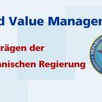 Earned Value Management bei Projekten der Amerikanischen Regierung